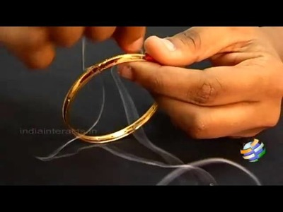 How to make a Bead Bangles