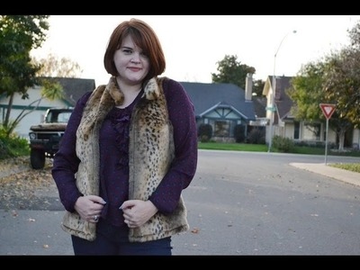 How to Make a Fur Vest