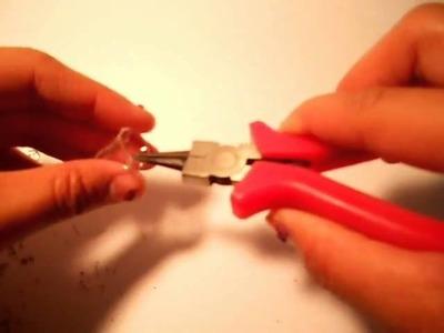 Kawaii DIY How To Make a Sundae Charm Pendant part 1
