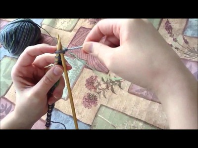 Knitting: What to Do When You End Up With Extra Stitches (Beginner's Dishcloth Tutorial)