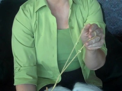 Learn to Spin Yarn - Drop Spindling Terminology