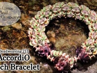 Make an AccordiO Stitch Bracelet