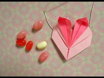 Origami Rabbit-Heart :: Conejo-Corazón