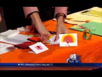 Thanksgiving Crafts 11-23-09