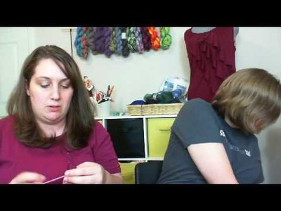 The Knit Girlls Episode 9 Part 6 of 7