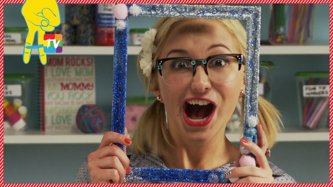 The Worst DIY'er: How to Make a Retro Picture Frame
