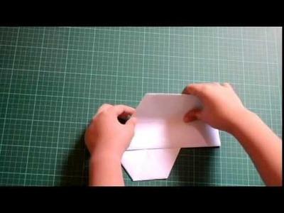 [TUTORIAL] EXO Logo Origami