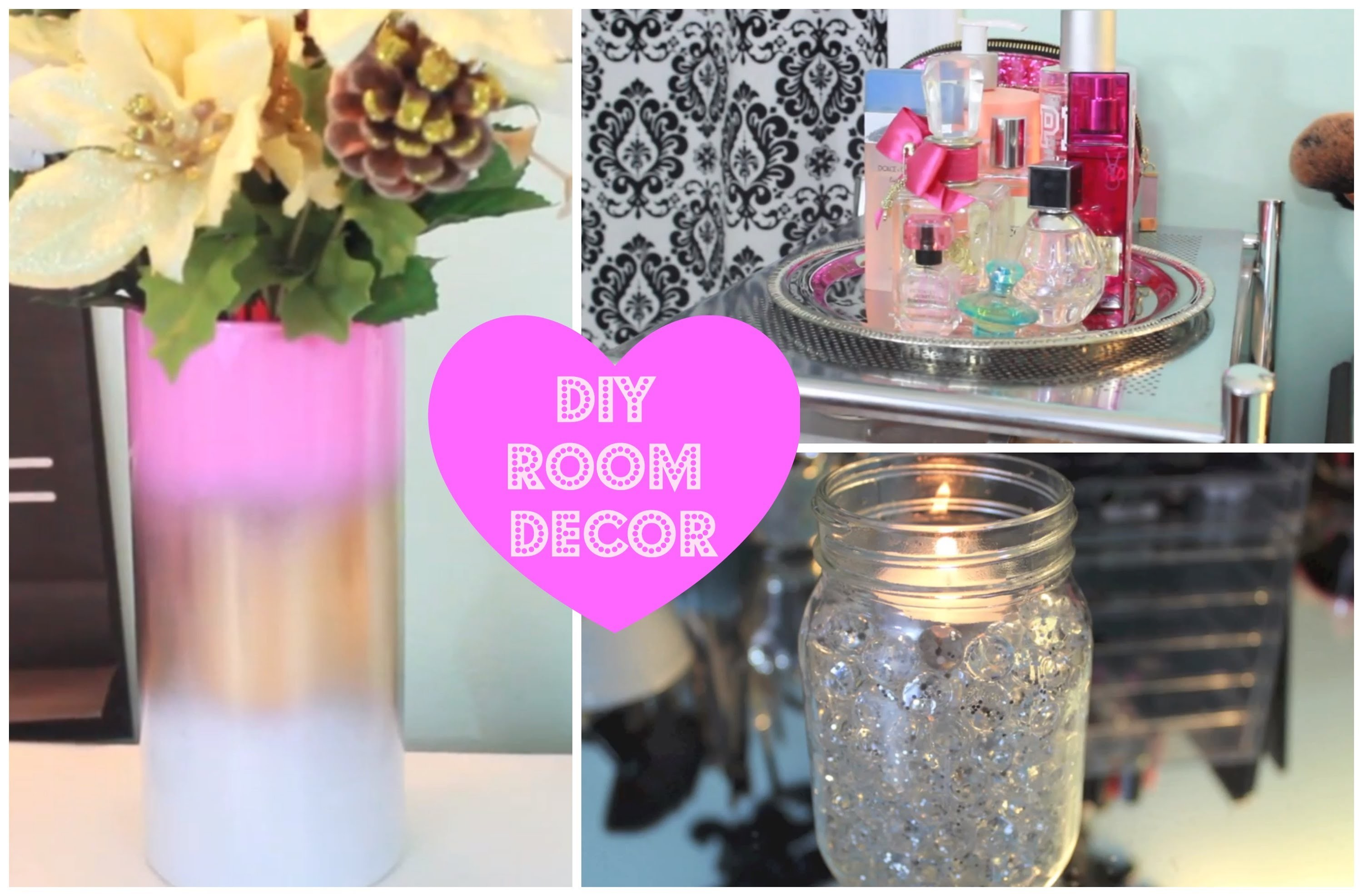 ♡ Adorable DIY Room Decor!! ♡