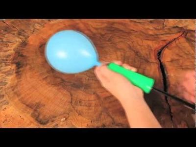 Craft Club's Hot Air Balloon