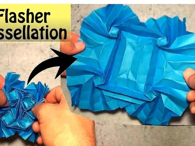 Easy Flasher Tessellation by Jeremy Shafer