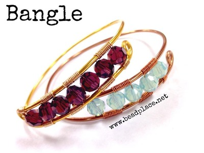 How To: All About That Bangle Bracelet with The Bead Place