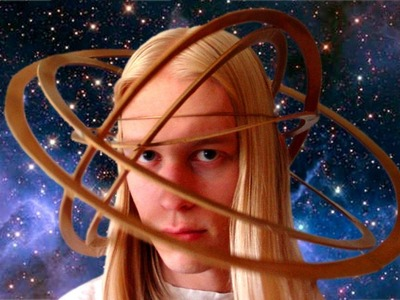 Lady Gaga Orbit Headpiece – Sire Sasa tutorial 35