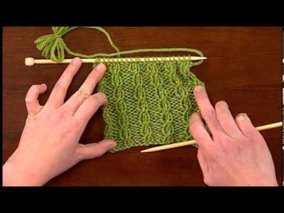 Preview Knitting Daily TV Episode 1111 - A Good Rib