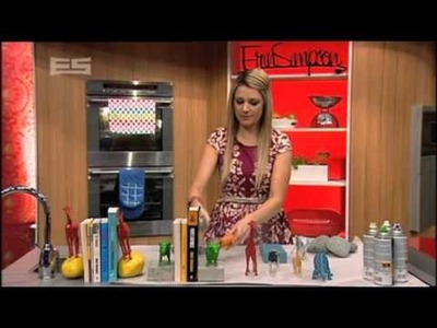The Erin Simpson Show - Craft - Book Ends