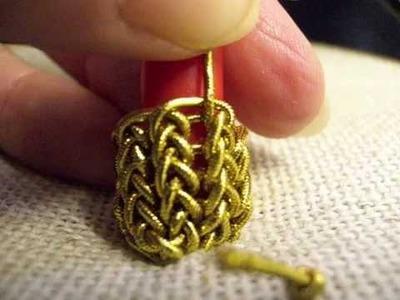 Viking Knit stitch mechanics
