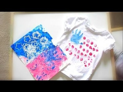 4TH OF JULY TODDLER CRAFTS!