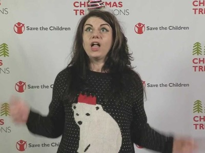Caitlin Moran: Make the World Better with Sweater!