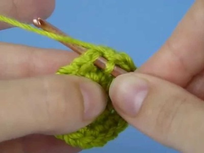Crochet Quickie: Yarn Over (right-handed version)