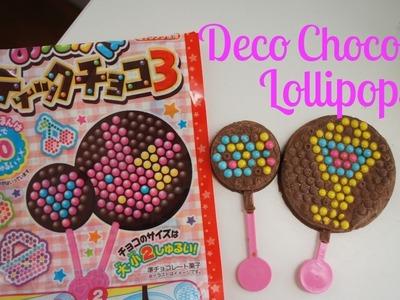 Deco Chocolate Lollipop Kit - Whatcha Eating? #125