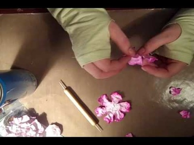Flower Tutorial -