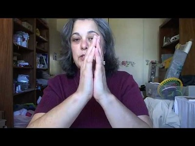 Hand stretching exercises for crafters to help avoid injury or pain
