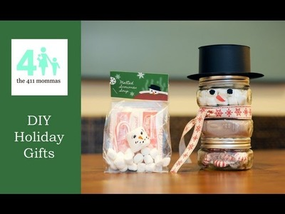 HOLIDAY: DIY Christmas Gifts for Teachers and Classmates (Rachelle)