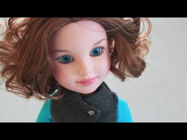 How to Curl Doll Hair Without Hot Water - Doll Crafts