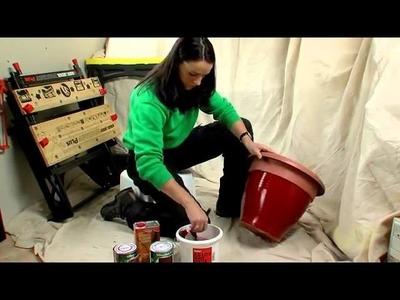 How to Rejuvenate Plant Pots