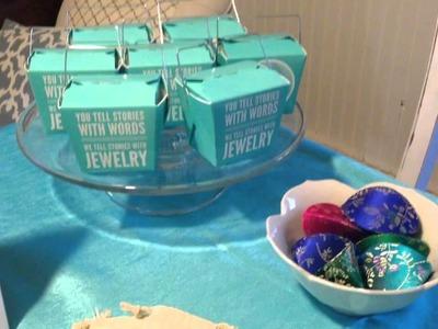 Kate's Origami Owl Jewelry Bar