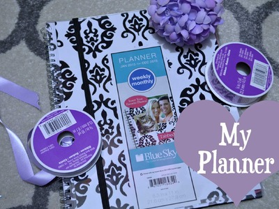 My 2015 Weekly- Monthly Planner