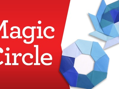 Origami Basics: Magic Circle