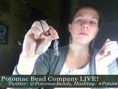 Potomac Bead Company LIVE - Episode 3