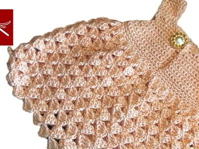 Recommended Crochet Video - Crochet Baby Dress and Crochet Slipper