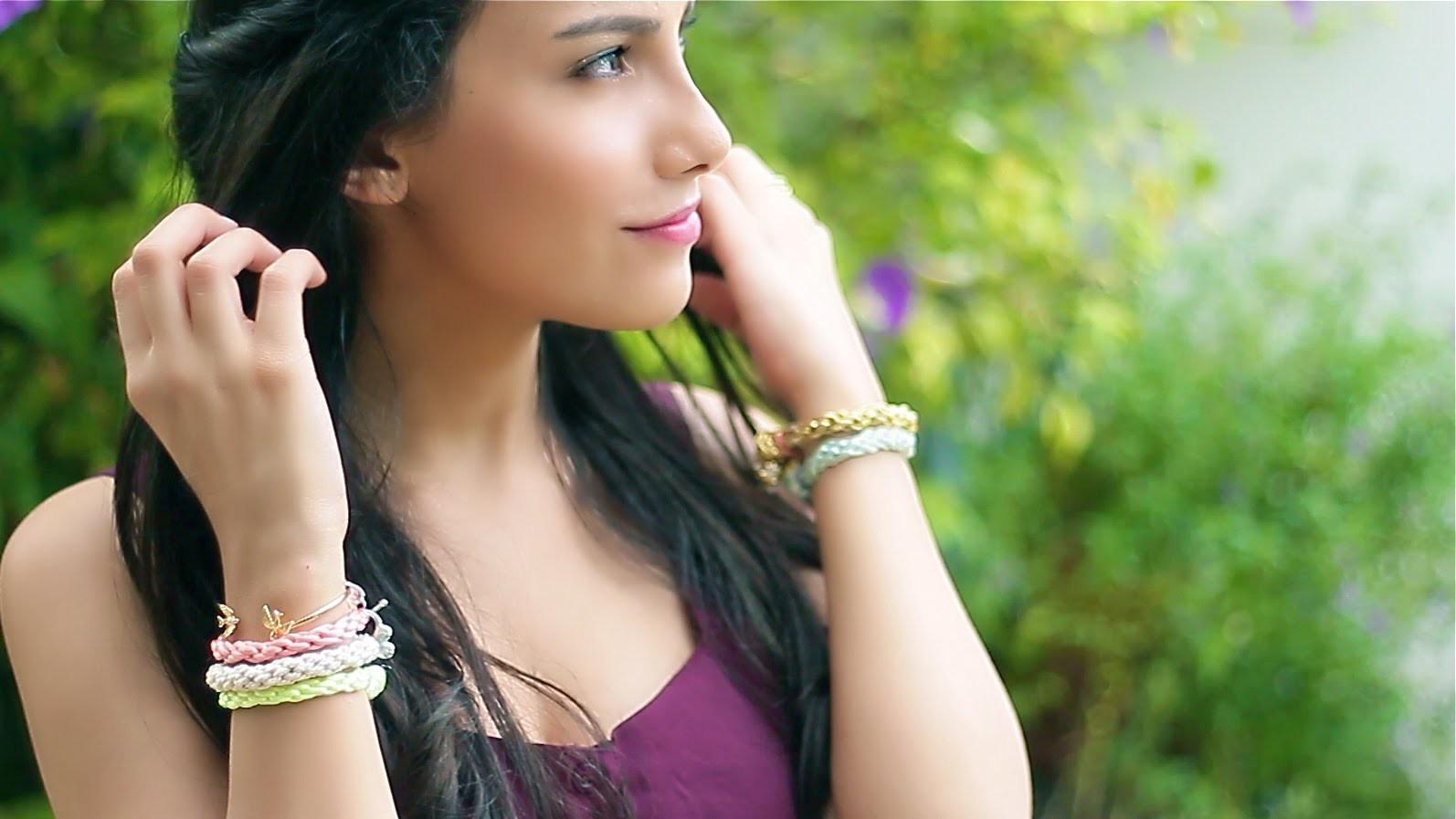 Summer Arm Candy | Fun-to-Make Bracelets DIY