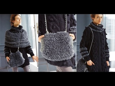 Terri Rosenthal: The Vogue Knitting.Skacel Fiber Factor Contest