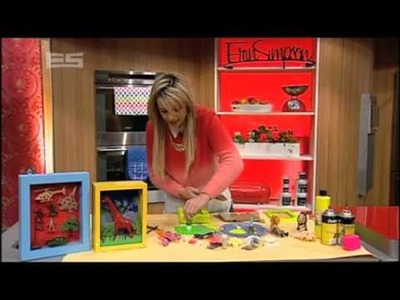 The Erin Simpson Show - Craft - 3D Picture Frame