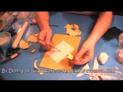 Using a Patchwork Cutter to Create a Blanket Part One