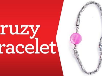 Bead Basics: Druzy Bracelet