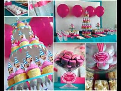 Birthday party food ideas