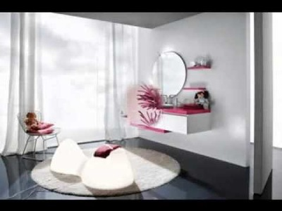 DIY Bathroom decorating ideas for girls