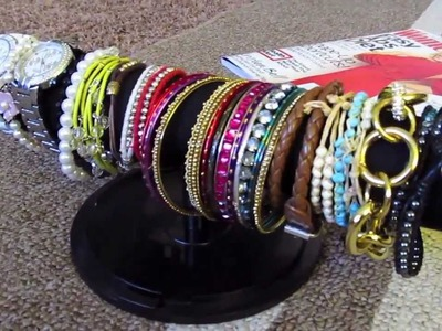 DIY Bracelet Holder - Cheap & Easy!