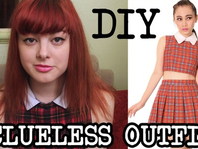 DIY Clueless Outfit - Make Thrift Buy #2