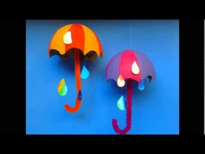 DIY. Paper Mache Decoration ♥ Manualidades. Papel Mache Decoracion