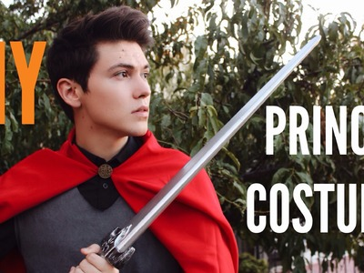 DIY Prince Halloween Costume