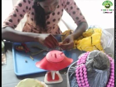 Esoe Remo presents Nigeria beads award (Miss Sinleke 2014)