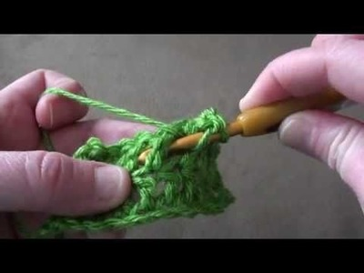 Front Post Double Crochet Stitch (FPdc) by Crochet Hooks You