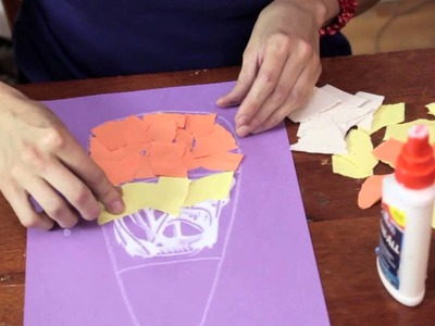 Halloween Candy Arts & Crafts : Fun Crafts for Kids