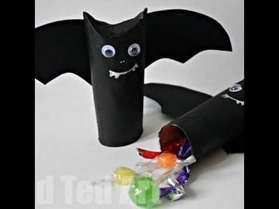 Halloween Crafts - Homemade Halloween Decorations