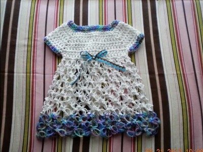 Handmade Solomon Knots Crochet Baby Dress Sweaters Owl Hats From Crochet Geek Mikey & bobwilson123