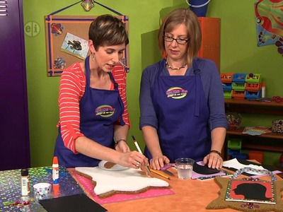 Hands on Crafts for Kids Show Episode 1607-1